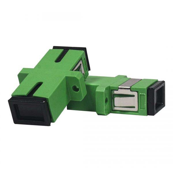 Adaptador Óptico SC-APC Simplex
