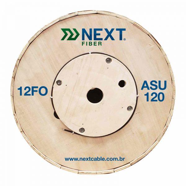 Cabo Óptico 12FO ASU120 next fiber