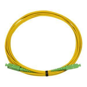 Cordão Óptico SC-APC/SC-APC SM Simplex